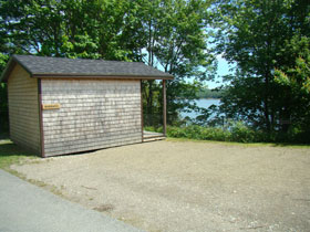 Somes Sound View Campground Cabins
